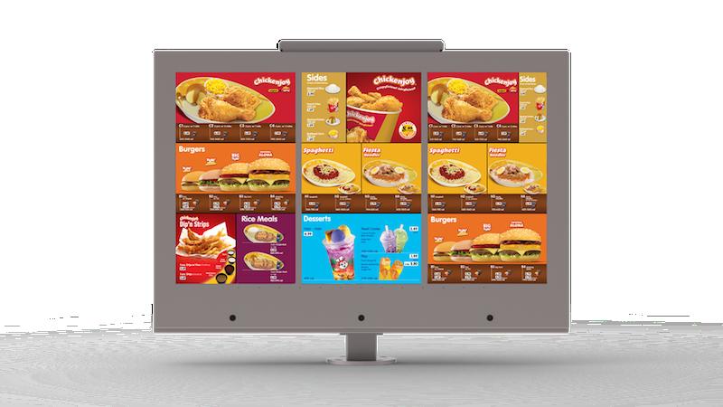 Digital Menus | Digital Sign Boards and Electronic Menu Displays